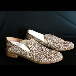 Lucky Brand Cahill Smoking Shoe Leopard Nearly New
